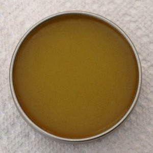 Double infused Calendula salve